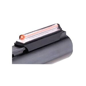 """TRUGLO Sight Glo-Dot Magnetic for 3/8"""" Ribs Fiber Optic Red"""