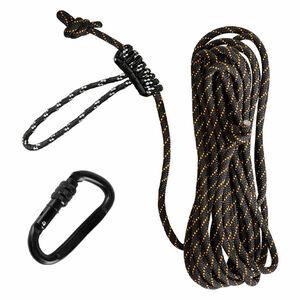Hawk Nylon Safety Line Kit Black
