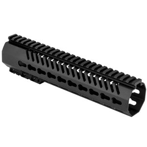 "Mission First Tactical Tekko AR-15 Free Float Handguard 10"" Keymod Aluminum Black TMARFF10KRS"