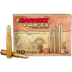 Barnes VOR-TX Safari .416 Rem Mag Ammunition 20 Rounds 400 Grain Banded SRN Lead Free 2420 fps