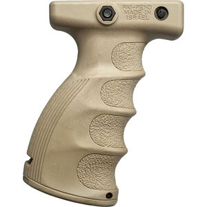 FAB-Defense Ergonomic Vertical Foregrip Polymer FDE