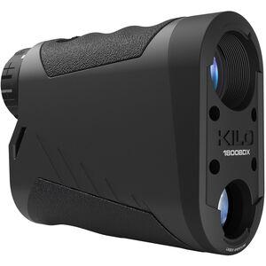 SIG Sauer Kilo1800BDX Laser Rangefinder 6x22mm Ballistic Data Xchange Compatible BDX-R1 Reticle LCD Display Graphite/Black Finish