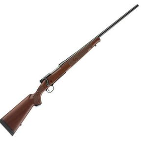 """Winchester Model 70 Featherweight Bolt Action Rifle .264 Win Mag 24"""" Barrel 3 Rounds Wood Stock Blued 535200229"""