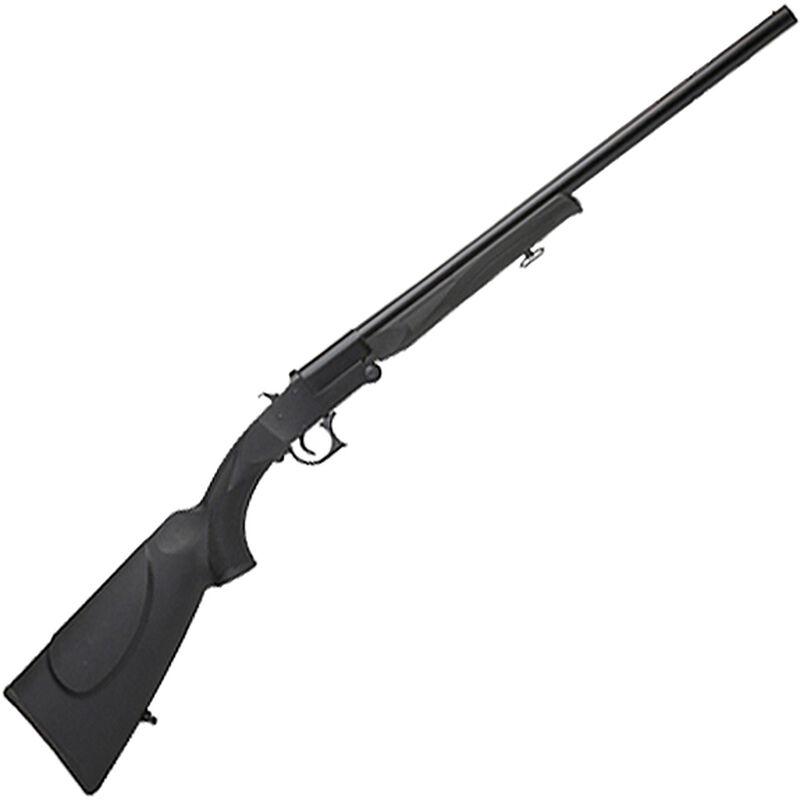 "ATI Nomad Single Shot Break Action Shotgun .410 Bore 18.5"" Barrel 3"" Chamber 1 Round Fixed IM Choke Synthetic Stock Black"