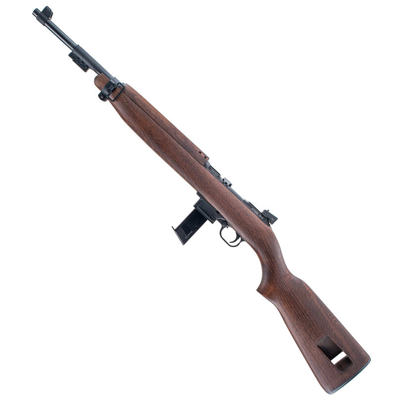 """Chiappa M1-9 Carbine 9mm Luger Semi Auto Rifle 19"""" Barrel 10 Rounds Uses Beretta 92 Style Magazines M1 Style Sights Wood Stock Blued Finish"""