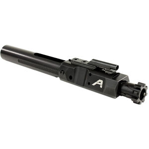 Aero Precision AR-10 .308/7.62 Complete Bolt Carrier Group .308 Win/7.62 NATO 8620 Steel Carrier with Forward Assist Serrations 9310 Steel Bolt Black Nitride Finish