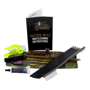 Pro-Shot Ruck Multi-Cam Rod Cleaning System for 5.56mm and .223 Calibers