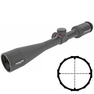 "Crimson Trace HardLine 4-12x40 Riflescope Mil-Dot Reticle 1"" Tube Second Focal Plane 1/4 MOA Adjustments Aluminum Matte Black"