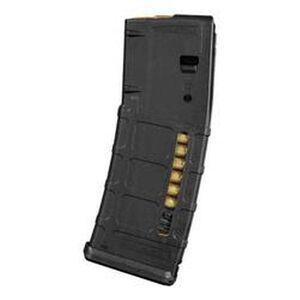 Magpul Windowed PMAG 30 AR-15 Magazine, .223/5.56, 30 Rounds, Gen M2 MOE Black