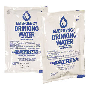 5IVE Star Gear Emergency Purified Drinking Water