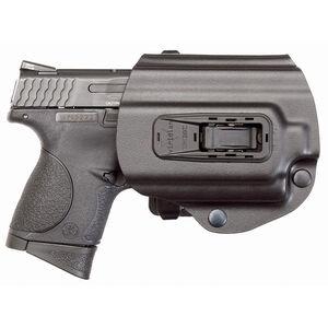 "Viridian C5 Series TacLoc Holster S&W M&P 9mm/.40 S&W 3""/4"" Barrels Right Hand Kydex Black Finish TL-KH-C2"