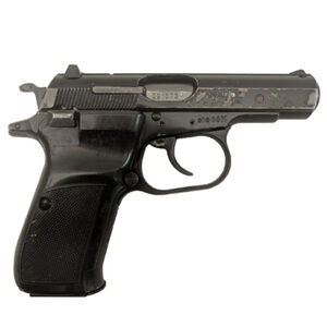 "Century Arms Czech CZ-82 9x18mm Makarov Semi Auto Pistol 3.8"" Barrel 12 Rounds Surplus Good Condition Polymer Grips Blued Finish"