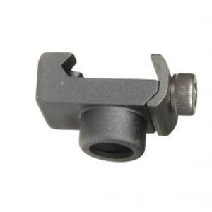 DoubleStar AR-15 Rail Mounted Quick Detach Sling Swivel Socket Aluminum Black DS515QD