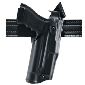 Safariland Model 6360 S&W M&P 9/40 ALS/SLS Mid Ride Level III Retention Duty Holster Right Hand STX Plain Black 6360-219-411