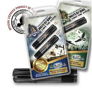 HEVI-Shot Remington Versa Max 12 Gauge Medium and Extended Range Waterfowl Choke Tube Set, Ported