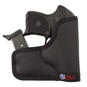 DeSantis Nemesis Pocket Holster Ruger LCP/Kel-Tec P3AT Ambidextrous Synthetic Black M33BJG3Z0
