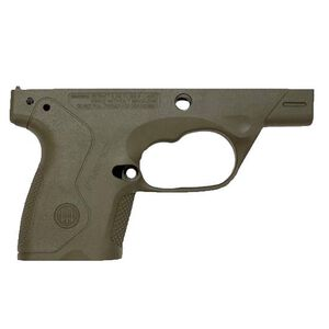 Beretta NANO Grip Frame Modular Replacement Chassis Polymer OD Green