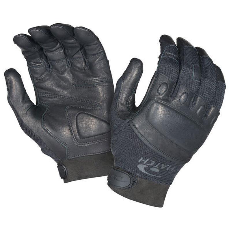 Hatch Model TSK328C SOGL LT Synthetic Glove Medium Black