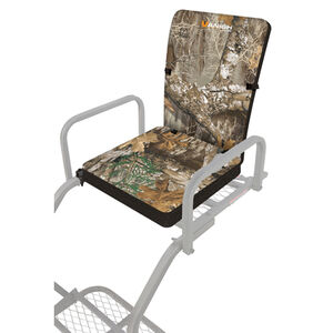 Allen Company Foam Cushion with Back Rest Realtree Edge