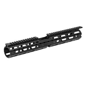 "UTG PRO AR-15 Super Slim M-LOK 15"" Drop-in Carbine Length Rail"
