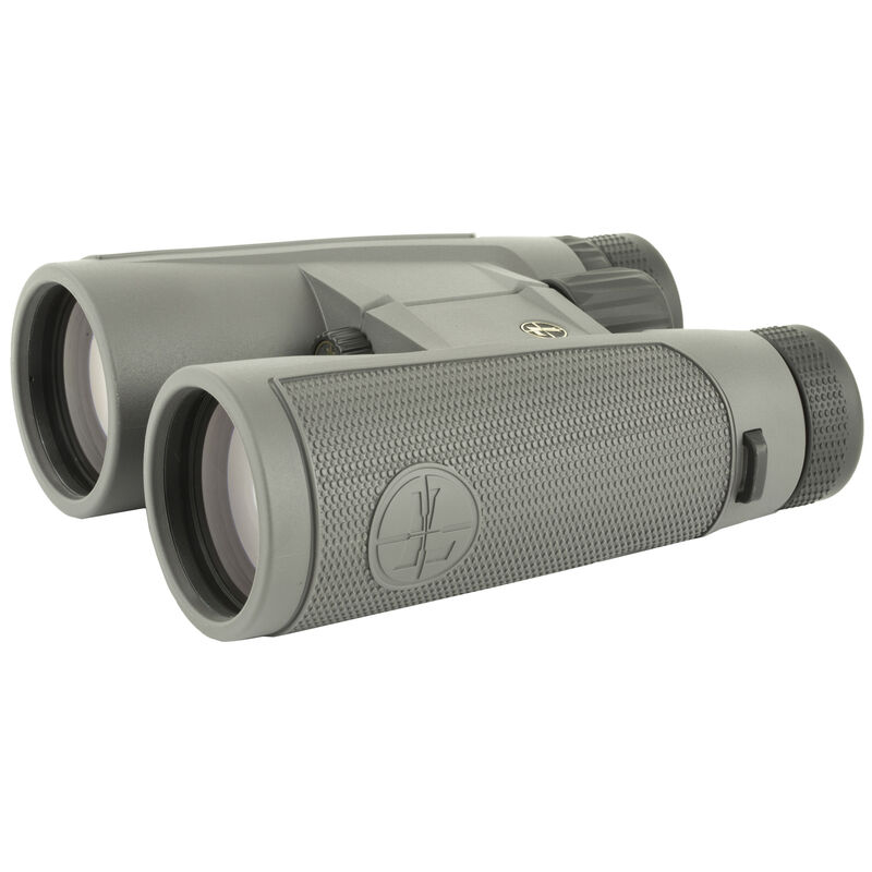 Leupold BX-1 McKenzie 10x50 Full Sized Binoculars BAK4 Roof Prism Full Multi-Coated Lens Shadow Gray Finish