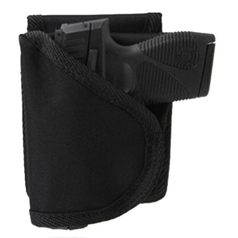 Bulldog Case IWB Concealed Holster Sub Compact Autos Right Hand Nylon Black BD846