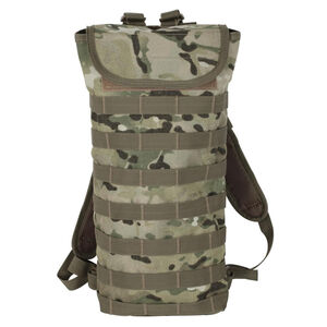 Voodoo Tactical Hydration Bladder Carrier MOLLE Compatible Nylon Multicam