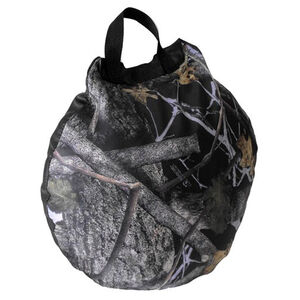 """Northeast Products Heat-A-Seat Insulated Cushion 17"""" Diameter Invision Camo/Black 446"""