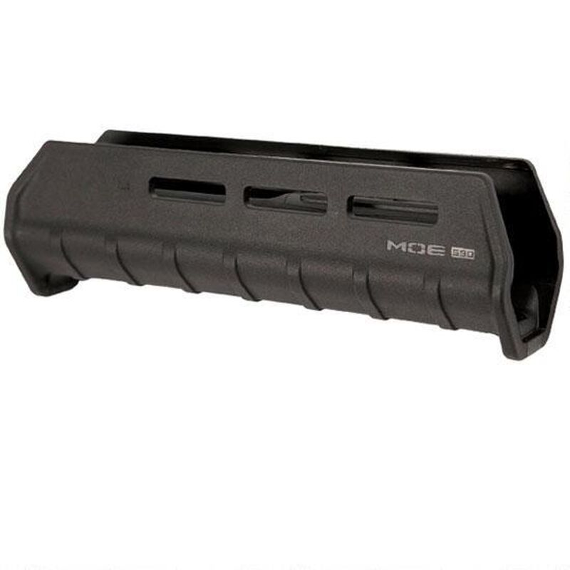 Magpul MOE M-LOK Forend Mossberg 500/590/590A1 12 Gauge Shotguns Drop In Replacement Polymer Matte Black