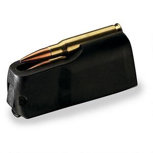 Browning X-Bolt 3 Round Magazine .26 Nosler Polymer Black