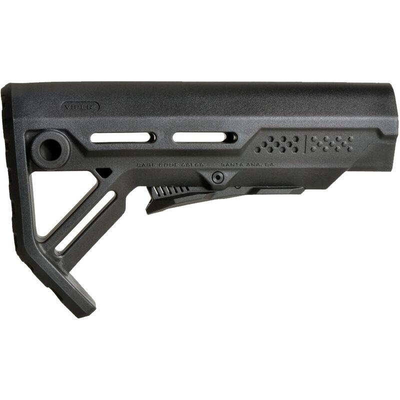 Strike Industries AR-15 Viper MOD-1 Collapsible Stock Mil-Spec Polymer Black SI-VIPER-ES-MOD1BK-BK