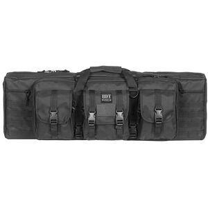 "Bulldog BDT Deluxe Single Tactical Rifle Bag 36"" Long Endura Black"