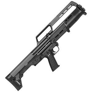 "Kel-Tec KS7 12 Gauge Pump Action Shotgun 18.5"" Barrel 6 Round Synthetic Stock Black"