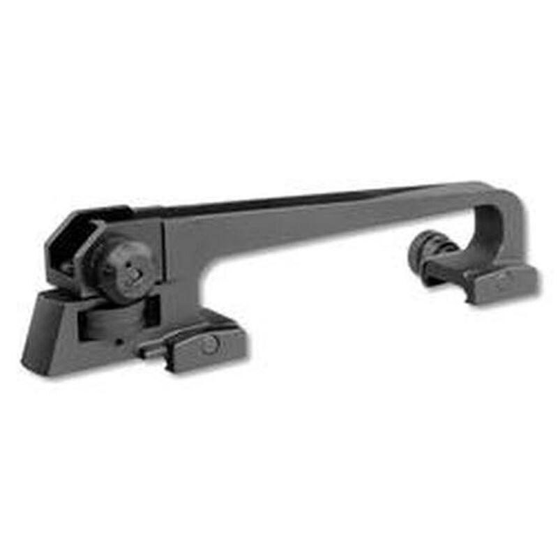 Lion Gears AR-15 Lightweight Carry Handle Aluminum Black BMCH18