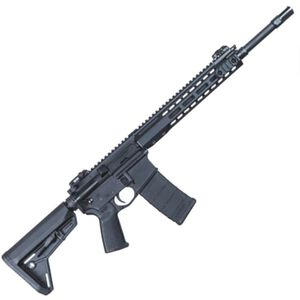 "Barrett REC7 DI Semi Auto Rifle 6.8 SPC 16"" Barrel 30 Rounds M-LOK Hand Guard Cerakote Black Finish"