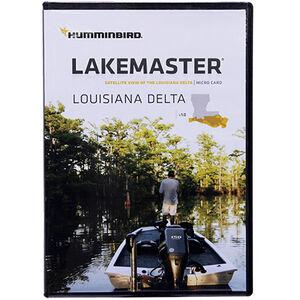 Humminbird Electronic Chart Louisiana Delta