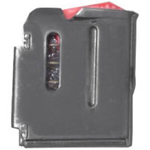 Savage 93 5 Round Magazine .22 Mag/.17 HMR Steel Blued