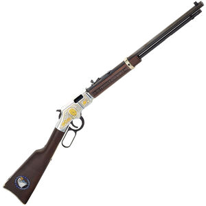 "Henry Golden Boy LE Tribute Lever Action Rifle .22 Caliber 20"" Barrel 16 Rounds Walnut Stocks Brass and Blue Finish"