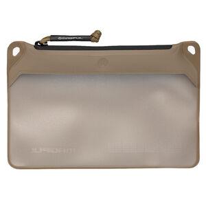 "Magpul DAKA Window Pouch Size Small 6""x9"" Reinforced Polymer Fabric FDE"