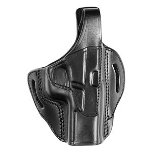 Tagua Gunleather Thumb Break Belt Holster S&W Shield 9mm/.40S&W Right Hand Draw Premium High Quality Leather Black Finish