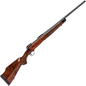 "Savage Arms 125th Anniversary Model 110 .243 Win Bolt Action Rifle 22"" Barrel 4 Rounds Engraved Receiver Gloss Finish Walnut Stock Blued Finish"