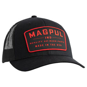 Magpul Go Bang Trucker Hat One Size Fits Most