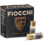 """Fiocchi LE 12 Gauge Ammunition 25 Rounds 2.75"""" Less Lethal 4.8 Gram Rubber Baton Slug"""