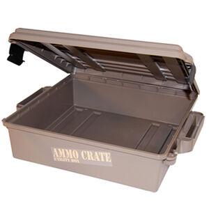 MTM Case-Gard Ammo Crate Utility Box Storage O-Ring Seal High Impact Polypropylene Plastic Flat Dark Earth ACR5-72