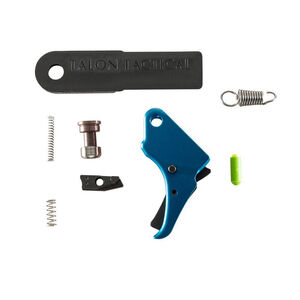 Apex Tactical Shield Action Enhancement Trigger And Duty/Carry Kit Blue