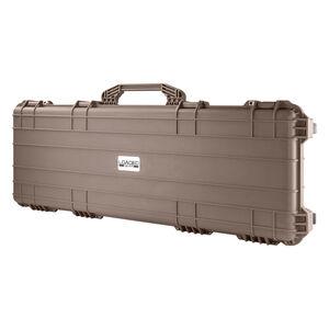 "Barska Loaded Gear 44.75"" Hard Rifle Case Dark Earth BH12172"