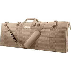 "Barska Loaded Gear RX-300 40"" Tactical Rifle Bag Tan"