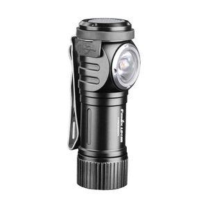 Fenix LD15R Right-Angled LED Flashlight 500 Lumen Rechargeable 16340 or CR123A Battery Aluminum Black
