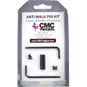 CMC AR-15 Small Pin Anti-Walk Trigger Installation Pin Set For M&P 15-22 and All Polymer Lowers 91403