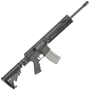 "Rock River LAR-PDS Carbine Piston Driven AR-15 Semi Auto Rifle 5.56 NATO 30 Rounds 16"" Barrel Side Folding Collapsible Stock Black"